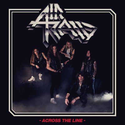 Across The Line CD