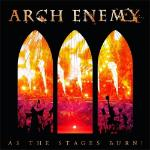 As the stages burn! CD + DVD