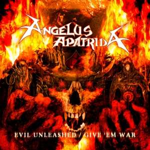 Evil Unleashed/Give 'Em War 2 CD