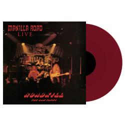 Roadkill: The Raw Tapes OXBLOOD RED VINYL LP