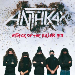 Attack of the Killer B's CD