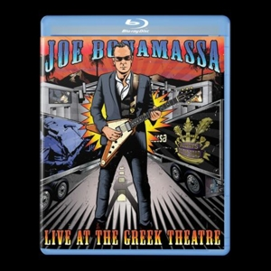 Live At the Greek Theatre BLU-RAY